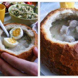 Jedzenie na Wielkanoc