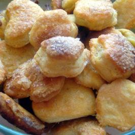 Ciasteczka francuskie