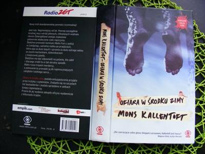 Mons Kallentoft – Ofiara w środku zimy