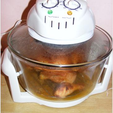 Opiekacz halogenowy – kolejna alternatywa dla piekarnika w moim domu