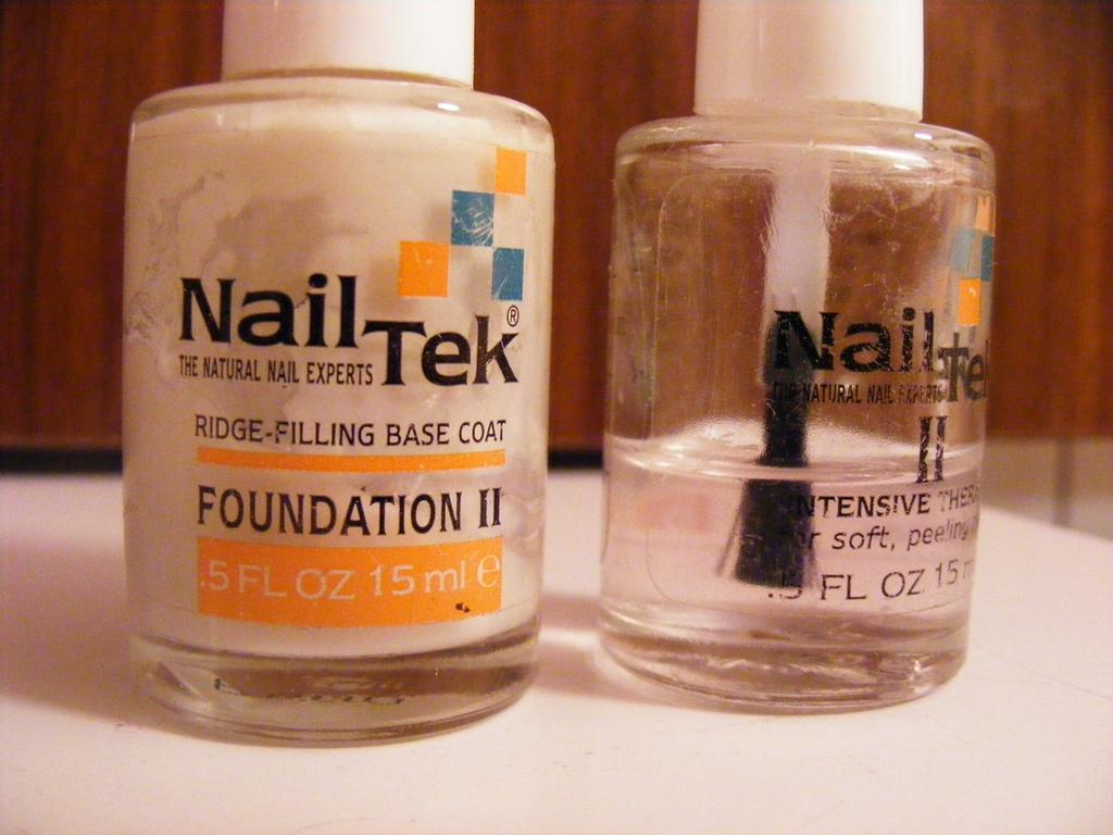 Nail Tek, czyli jak zadbałam o moje paznokcie