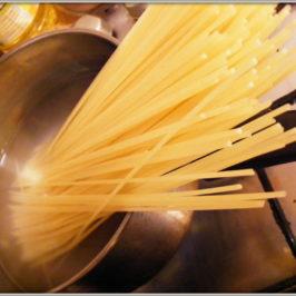 Spaghetti – nie z saszetki
