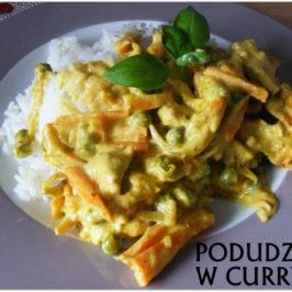 Podudzia w curry