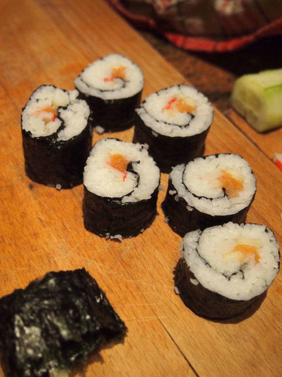 Jak zrobić sushi krok po kroku?
