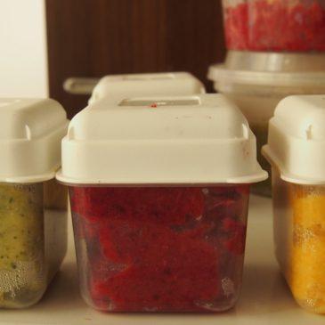 Jak przygotować jedzenie dla niemowlaka