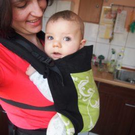 Rewolucja w noszeniu dziecka!