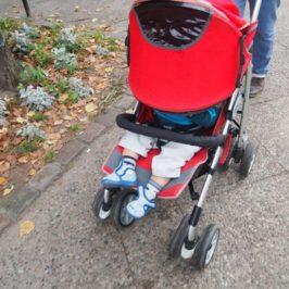Nasz wózek Chicco – spacerówka – jedyny plus