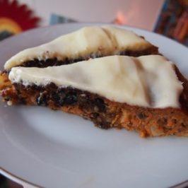 Ciasto marchewkowe z Moich Wypieków