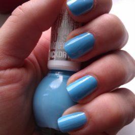Niebieskie lato – lakier Miss Sporty