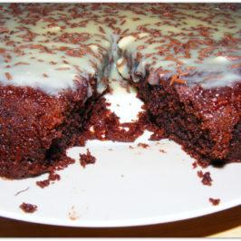 Ciasto z colą