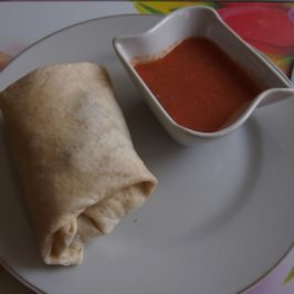Burrito Karola Okrasy