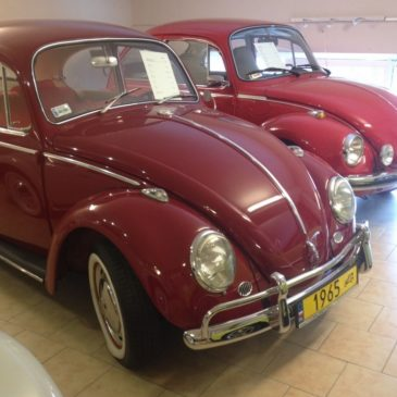 Muzeum VW w Pępowie
