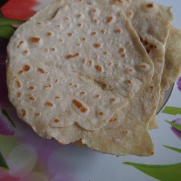 Tortilla w domu