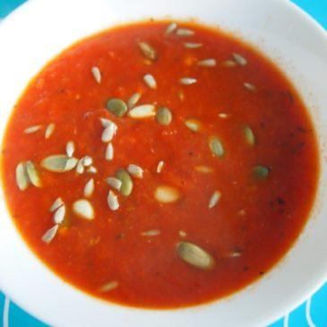 Pomidorowo-paprykowa