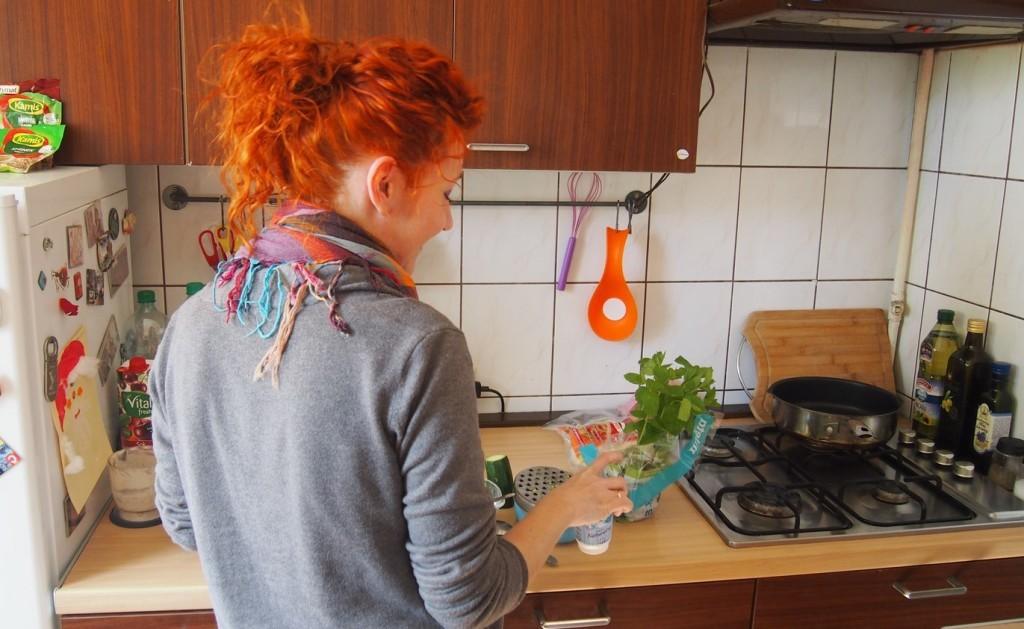 Rudzielec w mojej kuchni