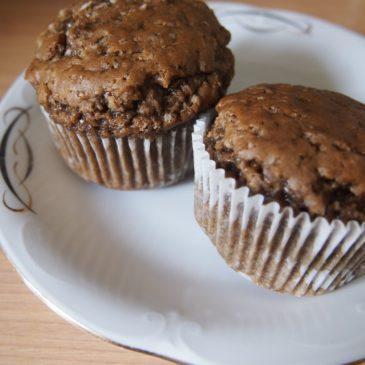 Karobowe muffinki