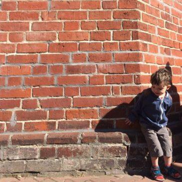 Spacer z Ibedekerem – Urodziny Oliwii