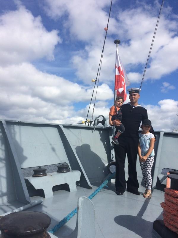 Święto Wojska Polskiego na Okręcie Arctowskim