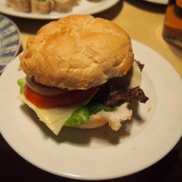 Hamburgery w domu