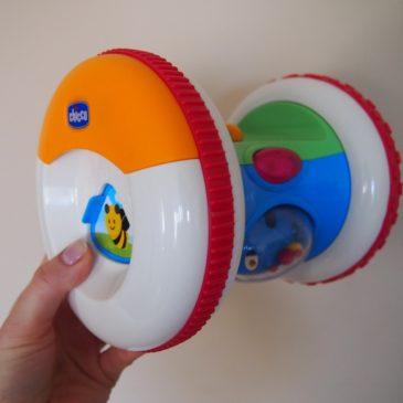 Zabawki do raczkowania