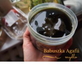 Czarne mydło Babuszki Agafii – pierwsze wrażenie