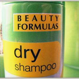 Suchy szampon – moje spostrzeżenia