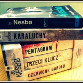 Jakbym czytał w HD, czyli Jo Nesbo i jego Trylogia z Oslo