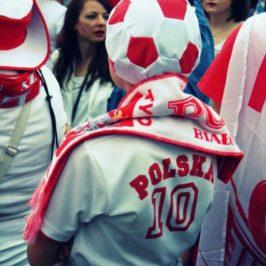 Mecz Polska-Czechy w Gdańsku