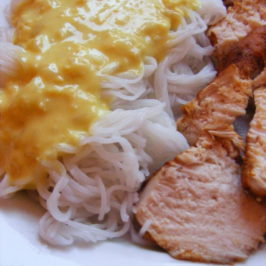 Kurczak orientalnie