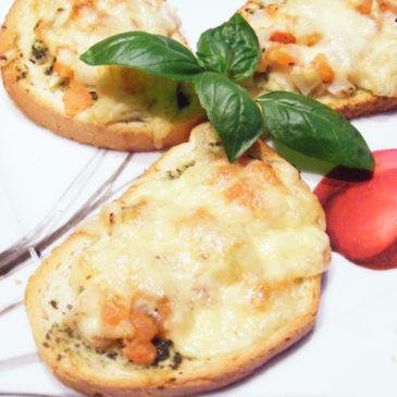 Jak zrobić włoską bruschettę