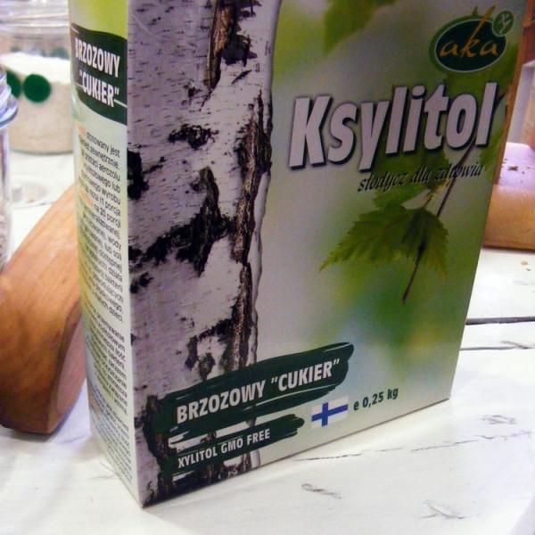 ksylitol jest dobry dla zębów