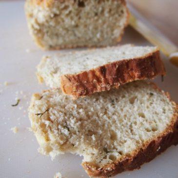 Mój pierwszy niecierpliwy chleb
