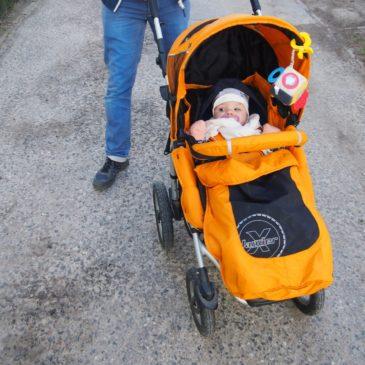 Zmiana gondoli na spacerówkę i nowe dziecięce