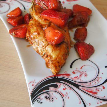 Kurczak z truskawkami – Kwestia Smaku