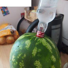 Jak zrobić pijanego arbuza?
