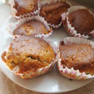 Bananowe muffiny Nigelli