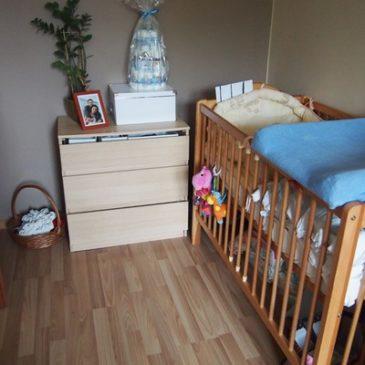 Co się przydało z wyprawki? Jak wygląda pokój dziecka?