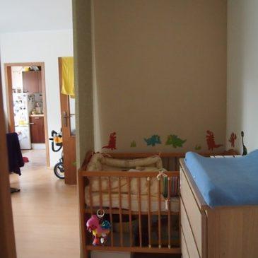 Zmiana w pokoju dziecięcym