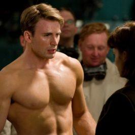 Pogapić się na przystojniaka, czyli Kapitan Ameryka już w kinach