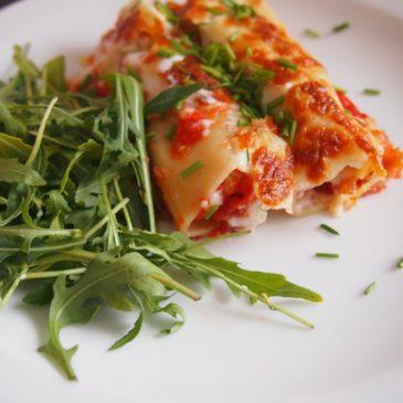Cannelloni – dwa przepisy
