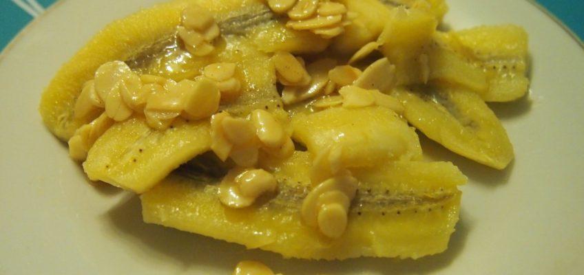 Cytrynowe banany