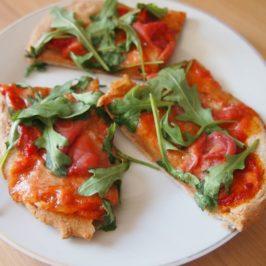 Pizza hiszpańska z Kwestii Smaku