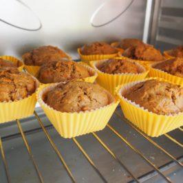 Muffiny marchewkowe Pauliny