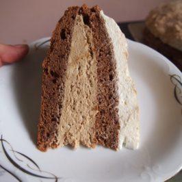 Ciasto z kawą (ciasto cappuccino)