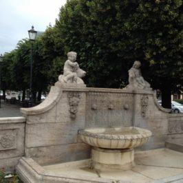 Najstarsza fontanna w Gdańsku