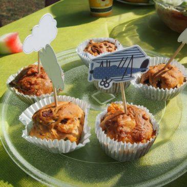 Muffinki na słono od Szusz