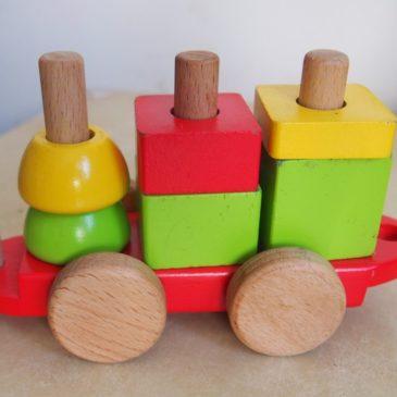 Zabawki dla dwulatka