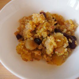 Komosa ryżowa na śniadanie