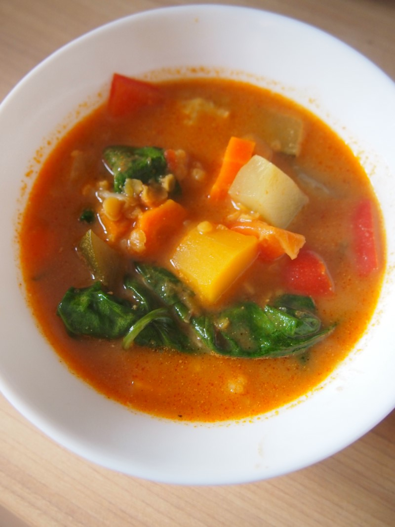 Zupa Sambar